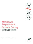 Q1 2012 Manpower Employment Outlook Survey - United States