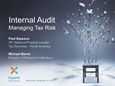 Internal Audit: Managing Tax Risk